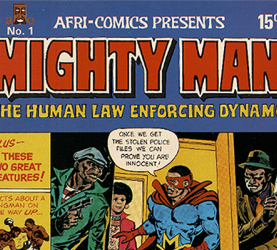 Afri-Comics