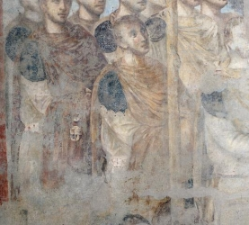 Luxor Roman Wall Paintings