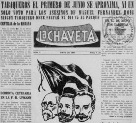 La Chaveta (1950, 1951)