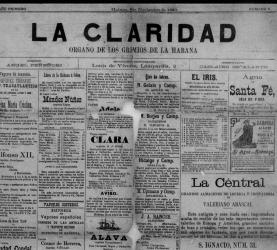 La Claridad (1890-1891)