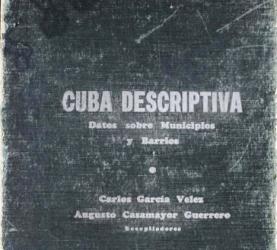 Cuba Descriptiva