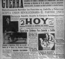 Noticias de Hoy  (1946-1953, 1959)