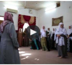 Kirkuk's Great Sufi Mosque