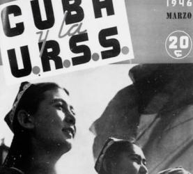 Revista Cuba y la U.R.S.S.